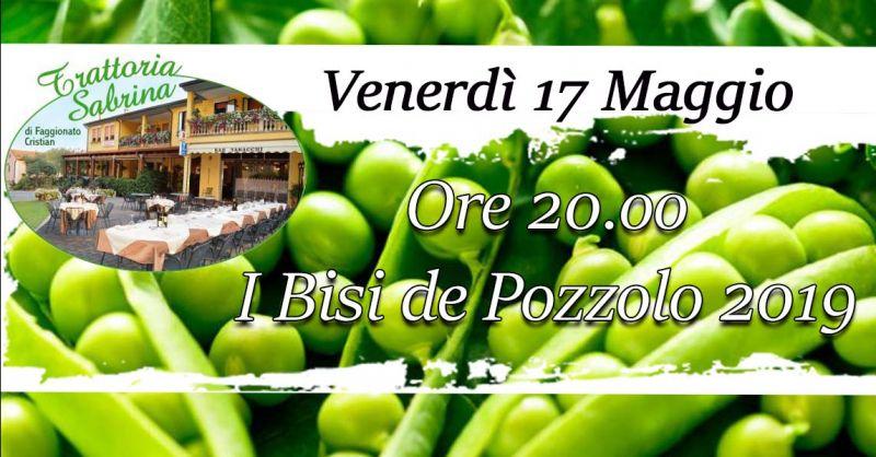 Offerta cena di Bisi gastronomia tipica Vicentina - occasione cena Enogastronomica Vicenza