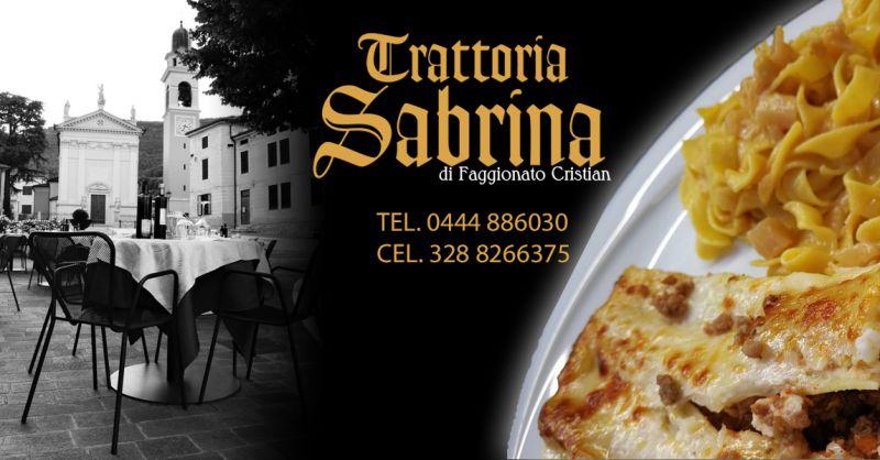 Offerta Dove mangiare Cannelloni all'Agnello Vicenza - Occasione Le migliori trattorie di Vicenza