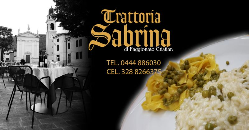 Offerta Specialità Risotto ai piselli freschi Vicenza - Occasione Trattoria con cucina tipica Vicentina