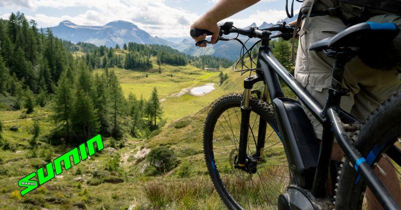 CICLI SUMIN - offerta noleggio mountain bike elettriche sant ambrogio torino