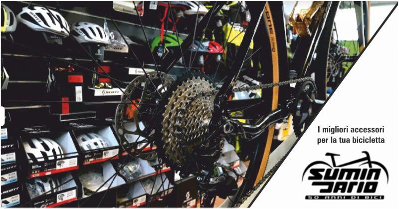 cicli sumin offerta negozio vendita caschi per biciclette torino - occasione vendita accessori per bici torino