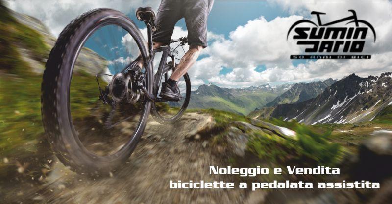 cicli sumin offerta noleggio e-bike torino - occasione vendita mountain bike pedalata assistita torino