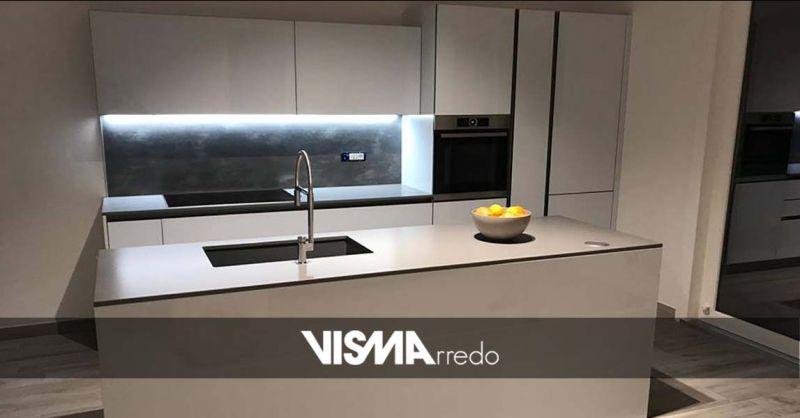 Offerta produzione Mobili su Misura Vicenza - Occasione arredamento elegante cucina moderna
