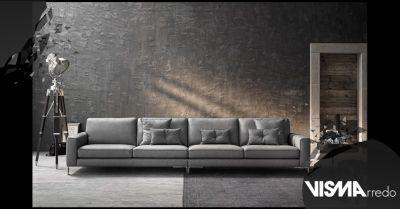 offerta produzione salotti in stile moderno padova occasione pareti attrezzate porta tv su misura vicenza