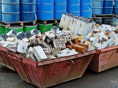 smaltimento rifiuti speciali catania