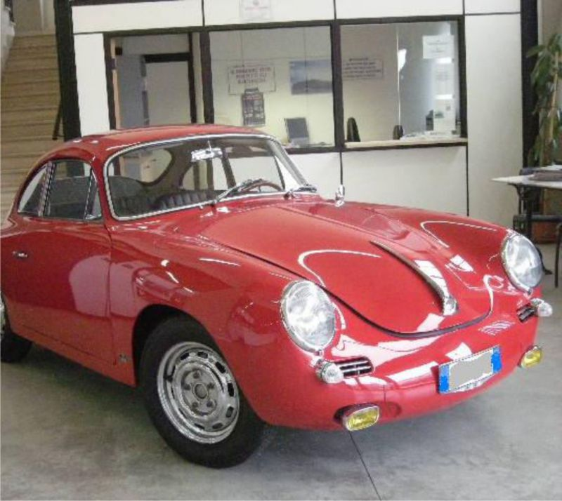 Restauro auto d'epoca e manutenzione - Siena