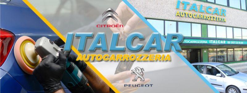 Promozione servizi di autocarrozzeria - officina Siena Italcar