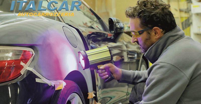 promozione carrozzeria e riparazione auto Siena - occasione riparazione e oscuramento vetri