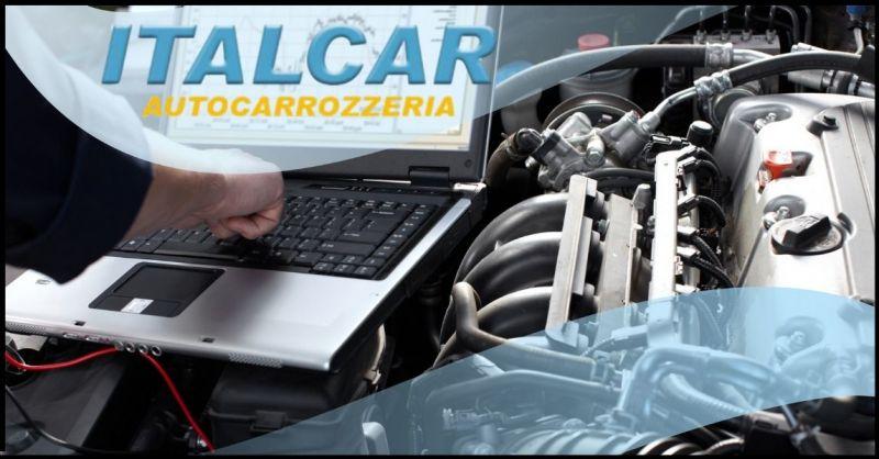 ITALCAR - offerta riparazione auto e servizi di autocarrozzeria Siena