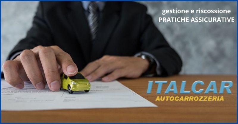 occasione gestione e riscossione pratiche assicurative  Siena - ITALCAR
