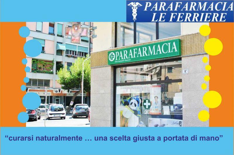 Parafarmacie Imperia | Parafarmacia LE FERRIERE