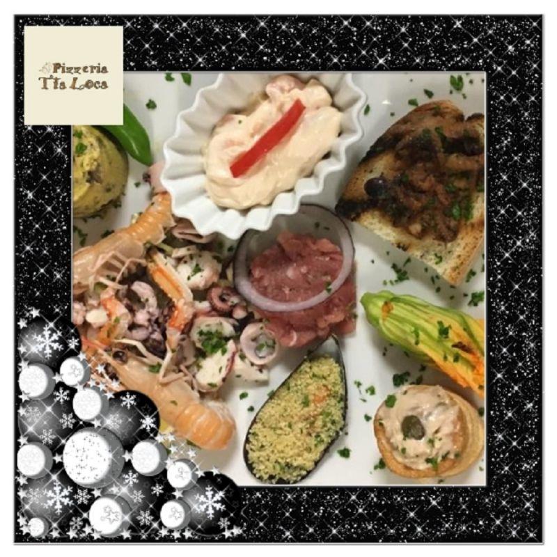 Offerta ristorante a base di pesce - promozione ristorante per feste