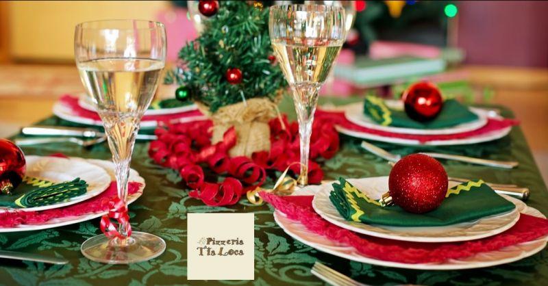 offerta ristorante menu delle feste di Natale Siena - TIA LOCA