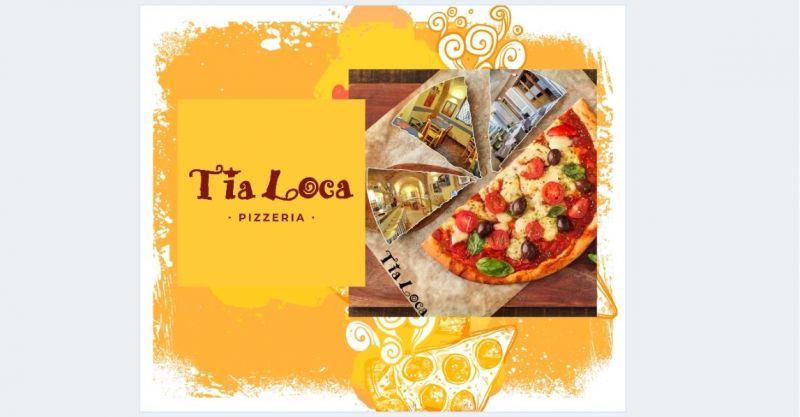 Promozione pizzeria anche senza glutine e menu fisso per bambini Siena - TIA LOCA RISTORANTE