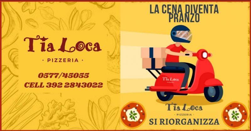 offerta ristorante servizio di asporto e ristorante consegna a domicilio Siena