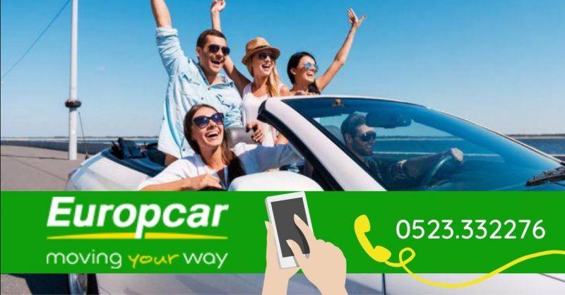 Occasione servizio professionale di noleggio auto Piacenza - Offerta auto a noleggio miglior prezzo