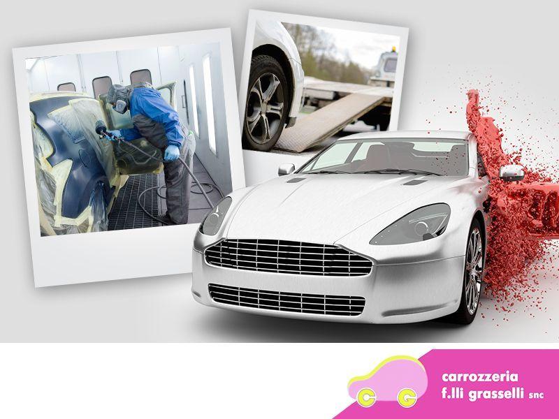 offerta riparazione danni auto e moto riparazione carrozzeria auto e moto santorso vicenza