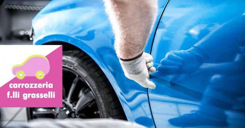 Offerta riparazione danni Auto e Moto - occasione Riparazione carrozzeria auto e moto Santorso