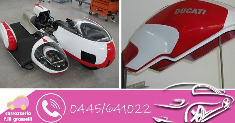 Carrozzeria F.lli Grasselli - Occasione servizio professionale modifiche estetica moto Vicenza