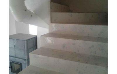 offerta costruzione scale in resina e marmo promozine posa di scale in resina e marmo verona