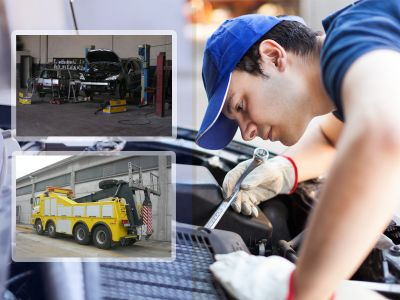 offerta promozione occasione soccorso stradale e riparazione auto fiorenzuola darda