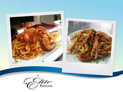 offerta piatti a base di pesce promozione cucina di pesce elite ristorante