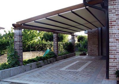 offerta promozione pergole in legno o alluminio per esterni vicenza sil tenda