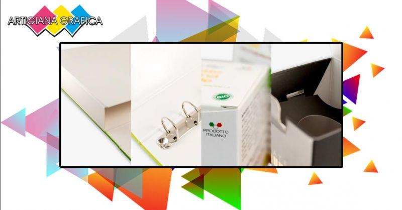 Offerta Produzione e design di packaging Vicenza - Occasione cartotecnica stampa imballaggi