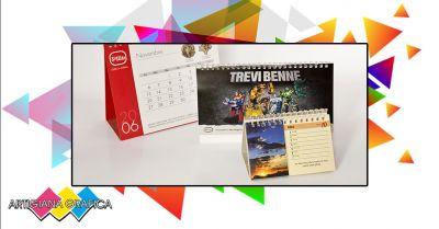 offerta servizio stampa calendari montegalda occasione realizzazione calendario personalizato