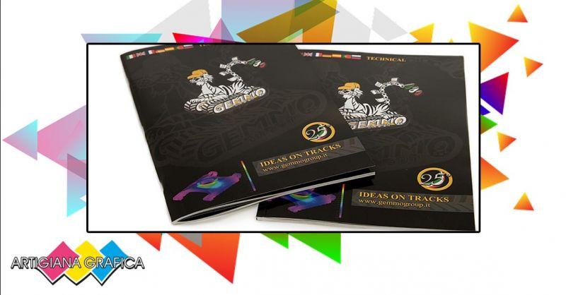 Offerta Servizio Stampa Cataloghi e Volantini Montegalda - Occasione Stampa Cataloghi Brochure