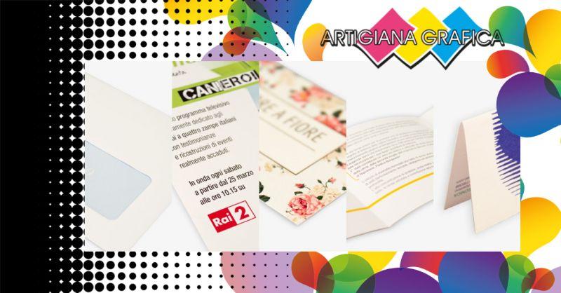 Offerta Servizio Stampa Professionale di Piccolo Formato Vicenza - Occasione Realizzazione Biglietti da Visita