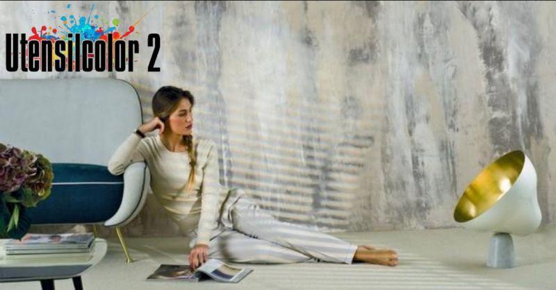 Utensilcolor2 - Offerta finiture d'arredo - occasione vernici a muro - promozione stucchi