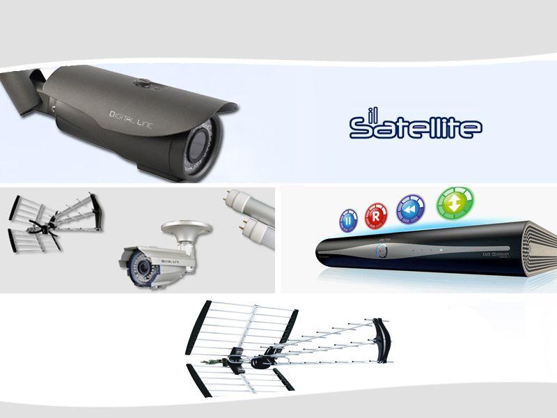 promozione offerta occasione antennista satellitare potenza