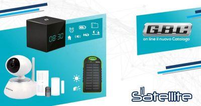 offerta gbc promozione prodotti elettronici occasione led il satellite store