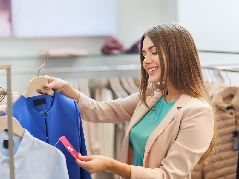 promozione abbigliamento potenza offerta vendita abiti potenza liona