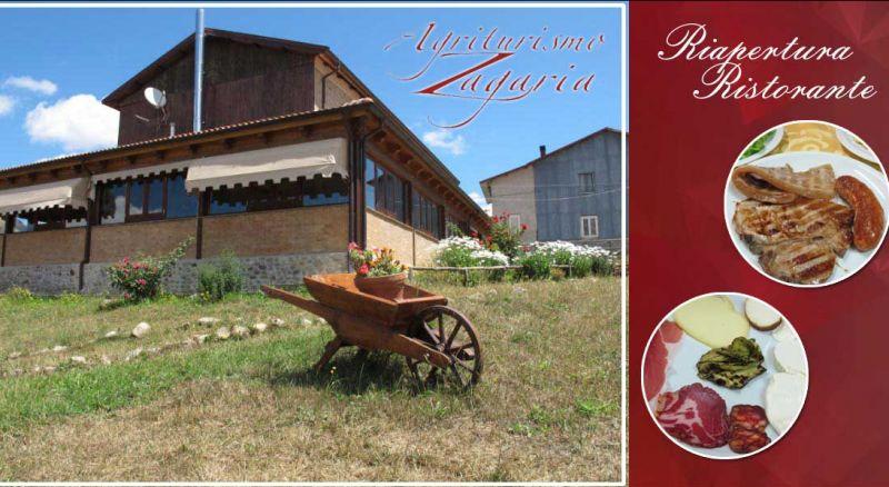 Agriturismo Zagaria - promozione ristorante specialità tipiche calabresi Sila cosenza - Offerta agriturismo produzione formaggi e sciugata sila cosenza