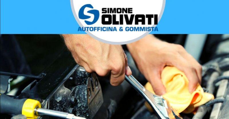 Occasione officina meccanica specializzata in riparazioni e assistenza auto multimarca Verona