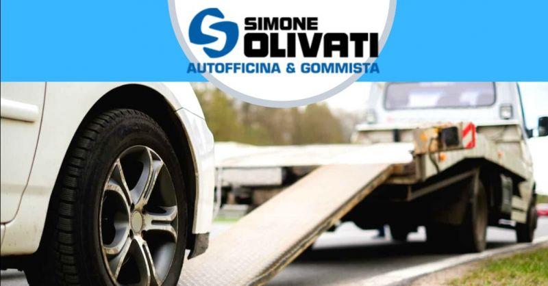 Promozione servizio di soccorso stradale - occasione pronto intervento carroattrezzi Verona