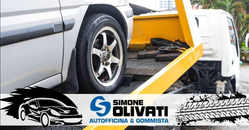 Offerta officina con soccorso stradale carroattrezzi Cerea - Occasione officina con servizio auto sostitutiva Legnago