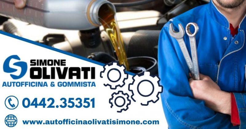 Offerta Servizio tagliando auto in garanzia Legnago - Occasione Servizio revisione moto a Cerea