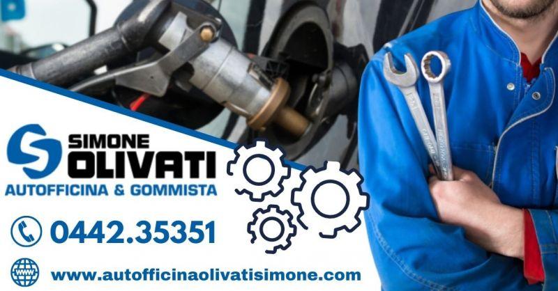 Offerta Meccanico specializzato riparazione impianti auto glp metano in provincia di Verona
