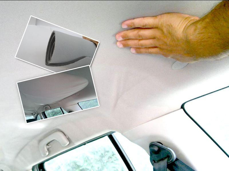 promozione offerta occasione rivestimento sotto tetto auto rende