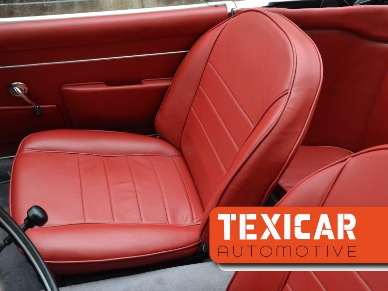 Offerta riparazione, ripristino interni auto - Interni in pelle auto - TEXICAR AUTOMOTIVE VI