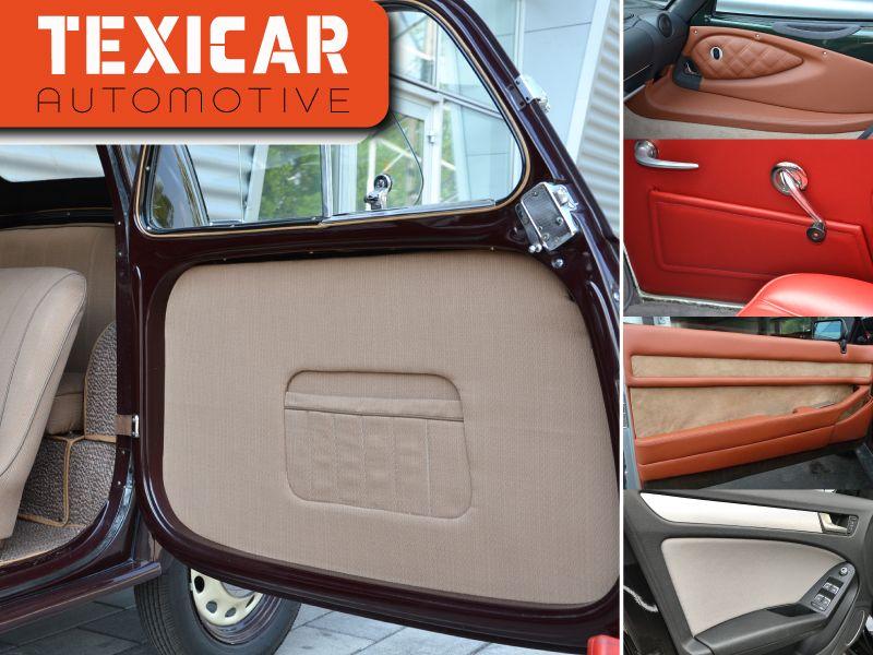 offerta accessori per auto tappezzeria Vicenza - occasione rivestimento pannelli porte auto