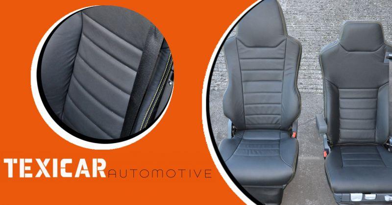 TEXICAR AUTOMOTIVE - Ripristino interni e protezioni termiche e cuscinerie veicoli industriali