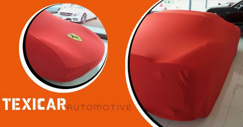 TEXICAR AUTOMOTIVE - Promozione realizzazione copriauto per tutte le tipologie di veicoli