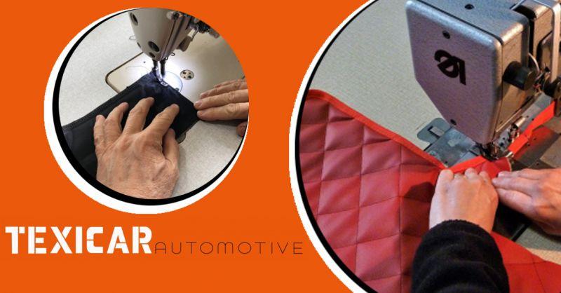 TEXICAR AUTOMOTIVE - Offerta realizzazione copriruota per auto e autocarri e portatarga prova