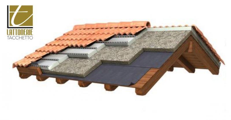 Lattonerie Tacchetto offerta isolamento tetto - occasione risoluzione riscaldamento invernale