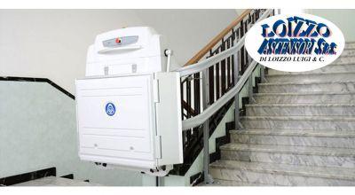 offerta montascale a piattaforma promozione montascale supra loizzo ascensori