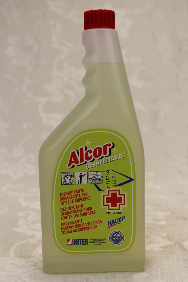 vendita offerta disinfettante sgrassante universale ad azione battericida, fungicida e virucida